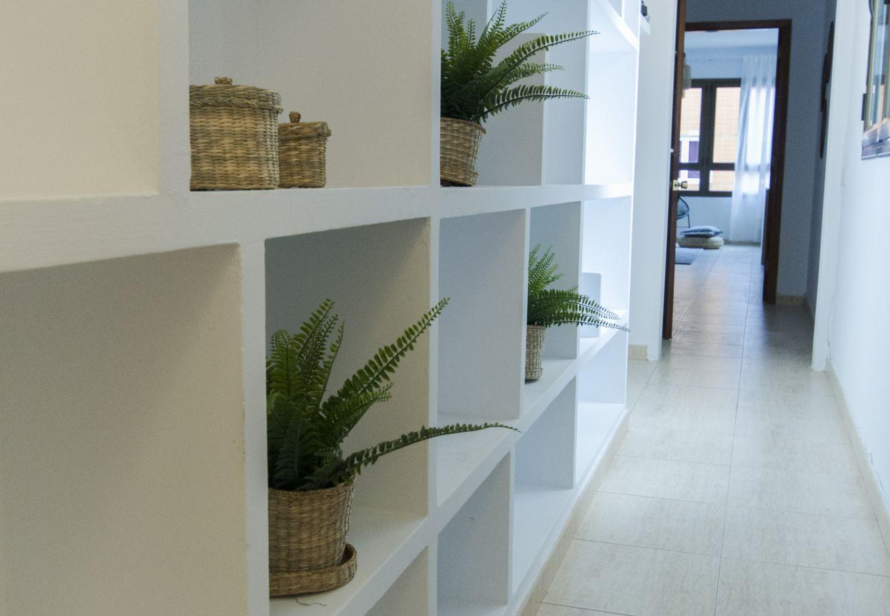 Apartamentos en las palmas de gran canaria bonito apartamento con estilo junto a la playa - Apartamento en las palmas de gran canaria ...